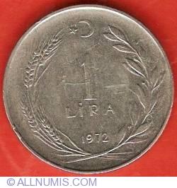 Image #2 of 1 Lira 1972