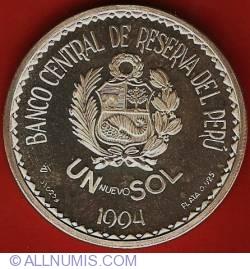 Image #1 of 1 Nuevo Sol 1994 - Juan Carlos Mariategui