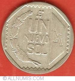 1 Nuevo Sol 1994