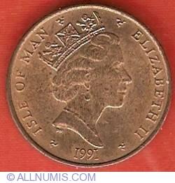Image #1 of 1 Penny 1991 AA