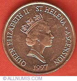 Image #2 of 1 Penny 1997