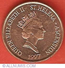 1 Penny 1997