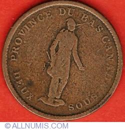 Image #1 of 1 Penny 1837 - Bank Token - City Bank