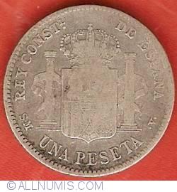 Image #2 of 1 Peseta 1903 (03) SM-V