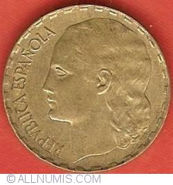 Image #2 of 1 Peseta 1937
