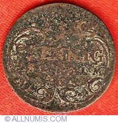 Image #2 of 1 Pfennig 1757