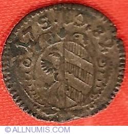 Image #2 of 1 Pfennig 1782