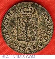 Image #1 of 1 Pfennig 1839