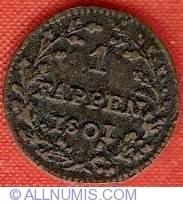 1 Rappen 1801