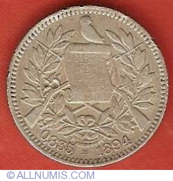 1 Real 1894 H