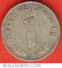 Image #1 of 1 Reichspfennig 1945 F