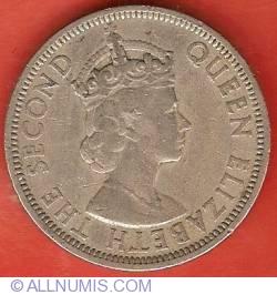 Imaginea #1 a 1 Rupee 1970