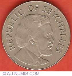 1 Rupee 1976 - Declaration of Independence