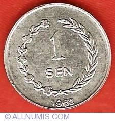 1 Sen 1962