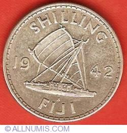 Image #2 of 1 Shilling 1942