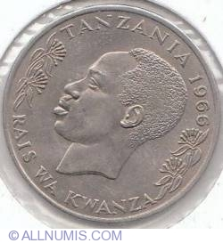 Image #1 of 1 Shilling 1966