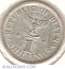 Imaginea #1 a 1 Shilling 1969