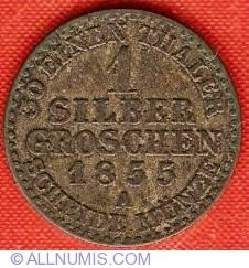 Image #2 of 1 Silbergroschen 1855 A