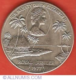 Imaginea #1 a 1 Tala 1977 - Queen s Silver Jubilee