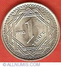 Image #2 of 1 Tenge 1993