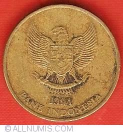 50 Rupiah 1994