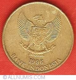 Image #1 of 50 Rupiah 1996