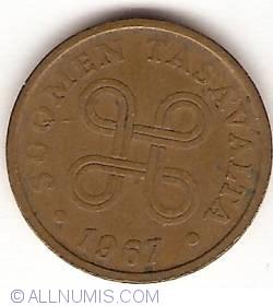 Image #1 of 5 Penniä 1967