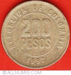 200 Pesos 1997