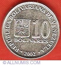 Image #1 of 10 Bolivares 2002