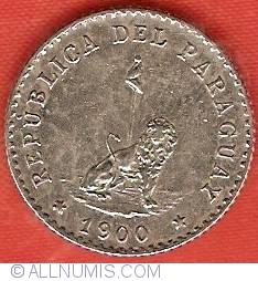 Imaginea #1 a 10 Centavos 1900