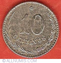 Imaginea #2 a 10 Centavos 1900