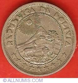 Imaginea #1 a 10 Centavos 1937