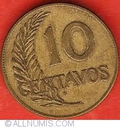 Image #2 of 10 Centavos 1942 S