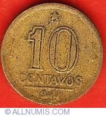 Image #2 of 10 Centavos 1944