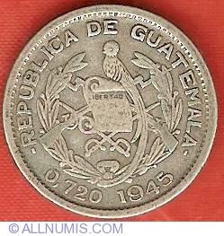 Image #1 of 10 Centavos 1945