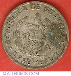 Image #1 of 10 Centavos 1961
