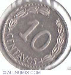 Imaginea #2 a 10 centavos 1964