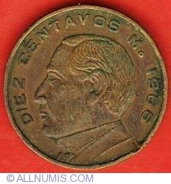 Imaginea #2 a 10 Centavos 1966