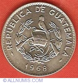 Image #1 of 10 Centavos 1968