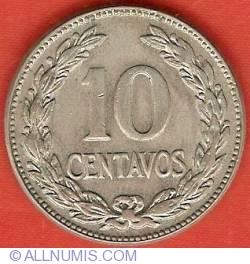 Imaginea #2 a 10 Centavos 1969