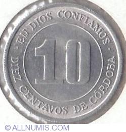Image #2 of 10 Centavos 1974