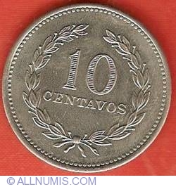 Image #2 of 10 Centavos 1975