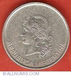 Image #1 of 10 Centavos 1983
