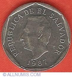 Imaginea #1 a 10 Centavos 1987