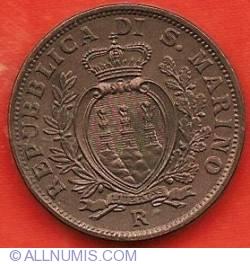 Imaginea #1 a 10 Centesimi 1937 R
