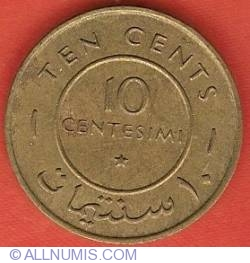 Image #2 of 10 Centesimi 1967