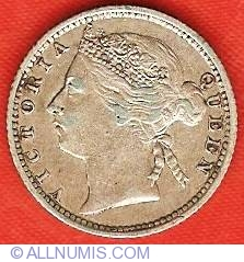 Image #2 of 10 Cents 1886