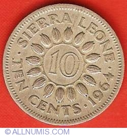 Image #2 of 10 Cents 1964