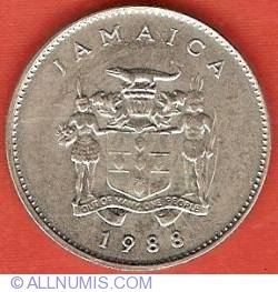 Image #1 of 10 Cents 1988