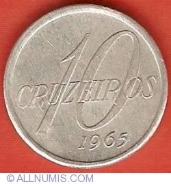 Imaginea #2 a 10 Cruzeiros 1965